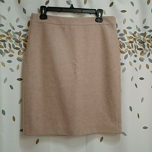 J.Crew the pencil skirt size 8